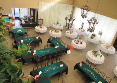 Custom table rentals Grass Valley CA